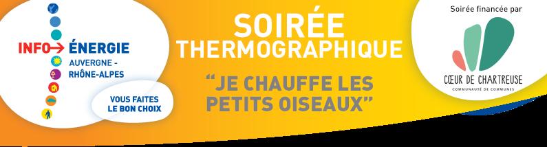 Soirée thermographique
