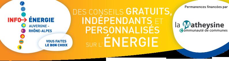Permanences Info Energie