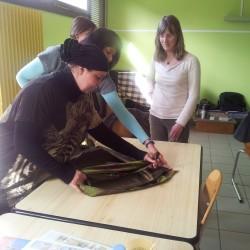 Atelier découverte du Furoshiki à Saint-Martin d'Hères le vendredi 9 décembre à 18 heures