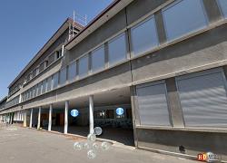 Rénovation isolation de l'école Charry à Bourgoin-Jallieu (Communauté de communes Porte de l'Isère)
