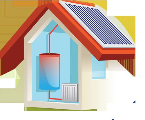 Conférence « Chauffer son eau et sa maison avec le soleil » – Les Adrets