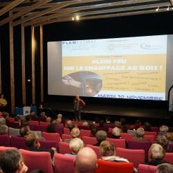 Conférence «Plein feu sur le chauffage au bois» à Saint-Martin d'Uriage le 28 septembre 2016