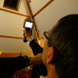 Soirée thermographique à Saint Quentin Fallavier le 30 novembre 2015 – pistez les fuites de chaleur !