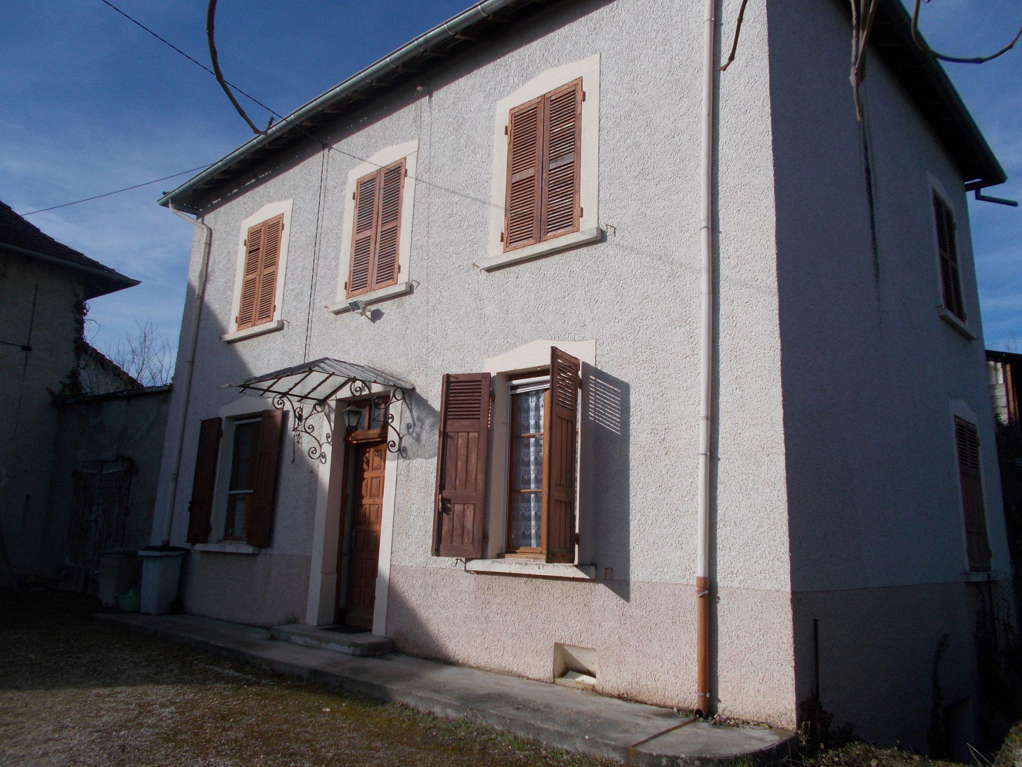 Visite de chantier – maison rénovée en pisé à la Bâtie Montgascon