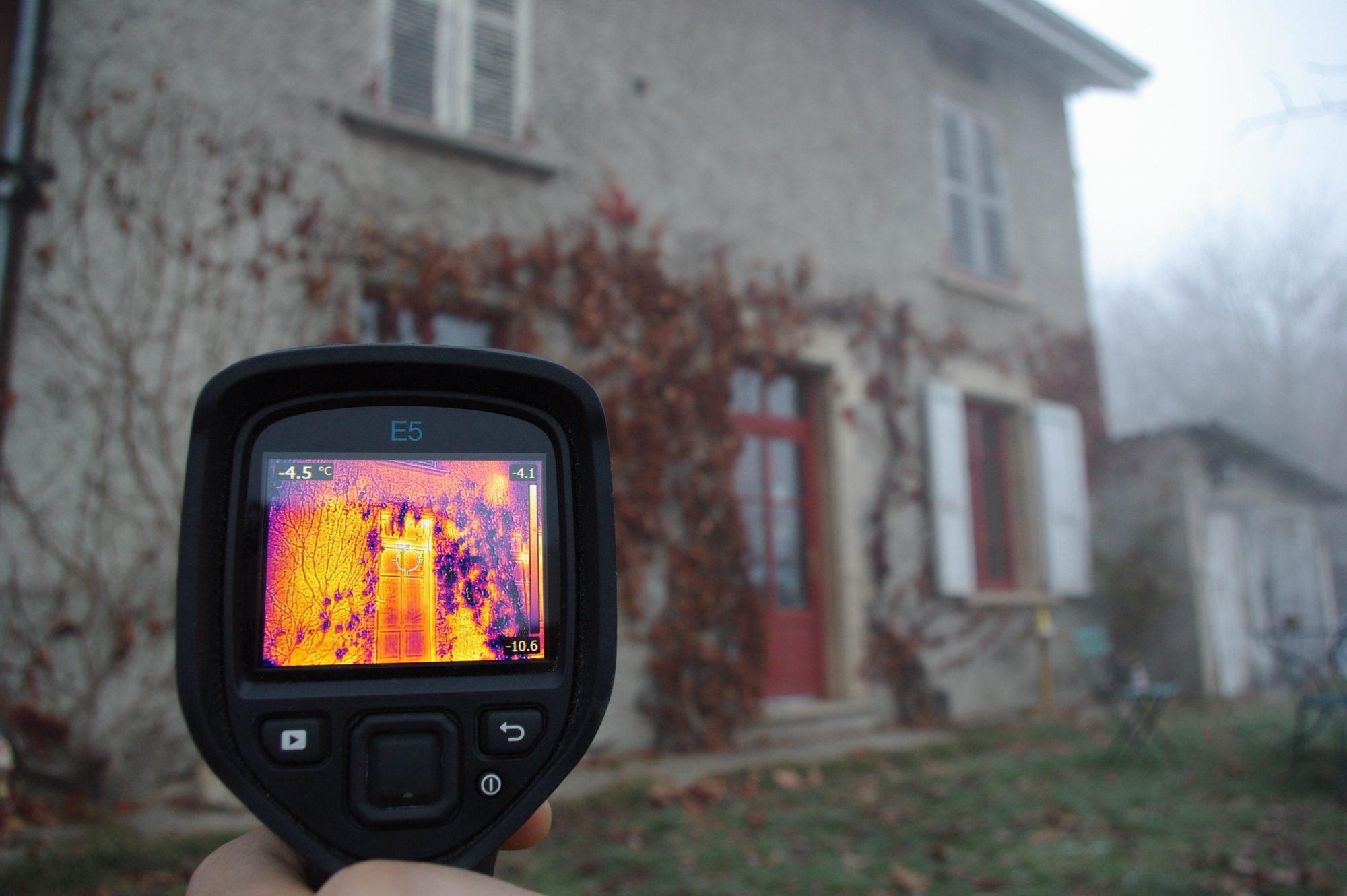 Soirée thermographique à Bourg d'Oisans