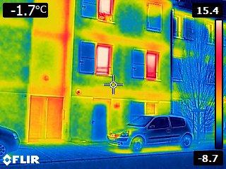 Pistez les fuites de chaleur ! Soirée thermographique à Mens le 14 décembre