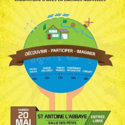 L'AGEDEN présente le Renouv_LAB de Saint-Antoine-l'Abbaye le 20 mai 2017