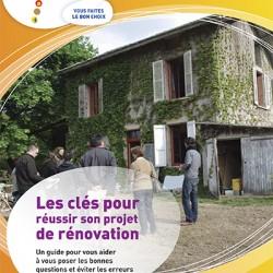 Guide rénovation : les clés pour réussir son projet de rénovation