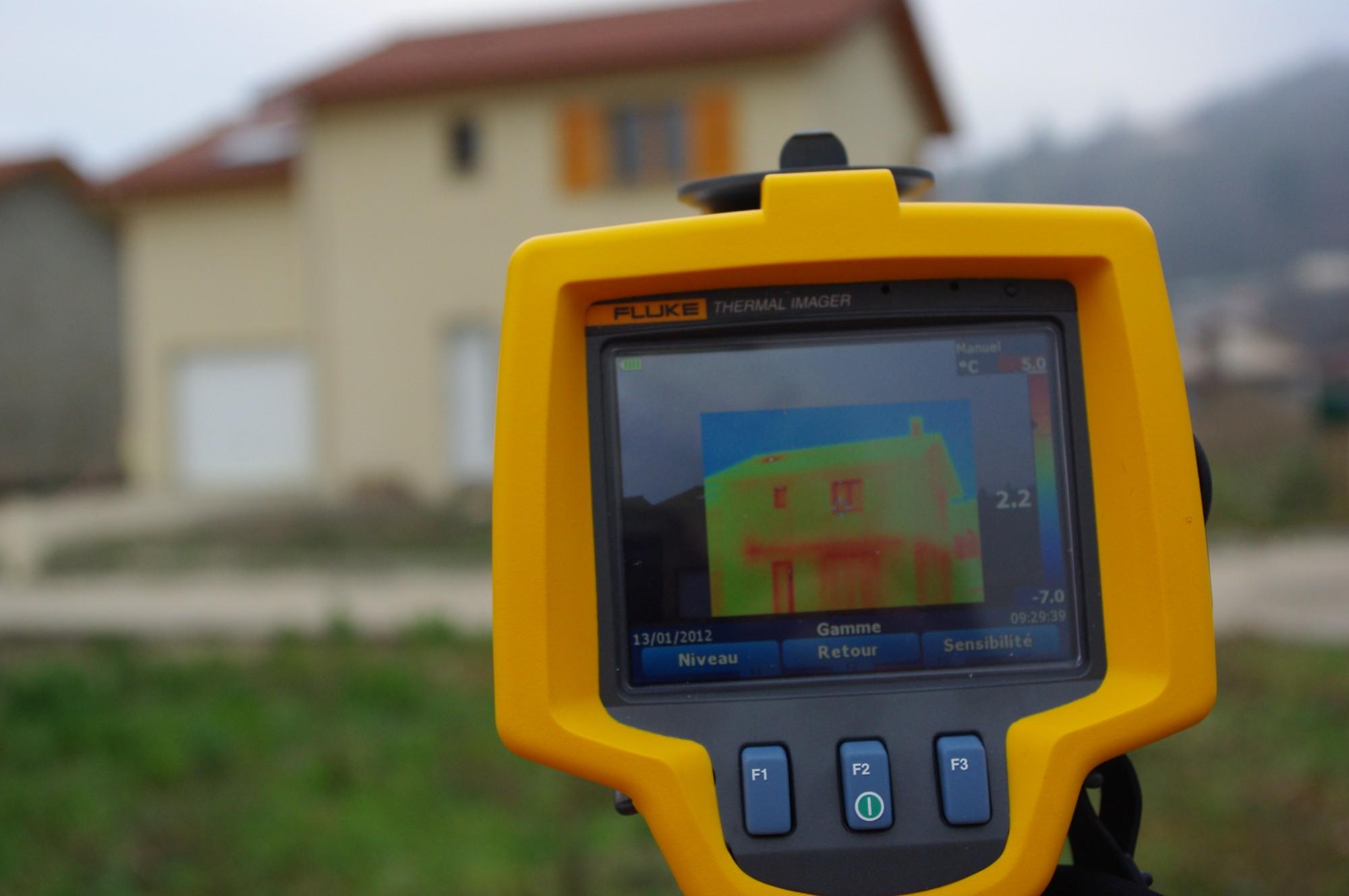 Soirée thermographique : cessez de chauffer les petits oiseaux à Saint-Alban-de-Roche