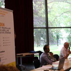 L'Assemblée Générale de l'AGEDEN a eu lieu sous le signe de la transition énergétique