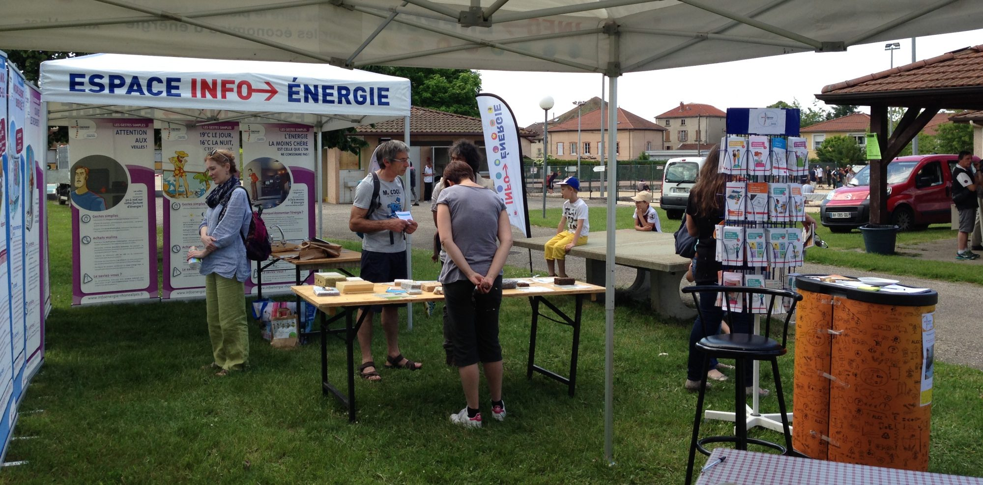 Festival Eco-citoyen Lattitude Green à La Côte-Saint-André