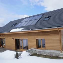 Une prime pour les chauffe-eaux solaires dans le Grésivaudan