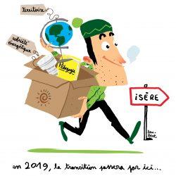 En 2019, la transition passera en Isère – Meilleurs vœux