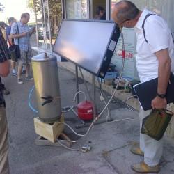 Les clés pour installer un chauffe-eau solaire thermique individuel le 13 Juin au Touvet