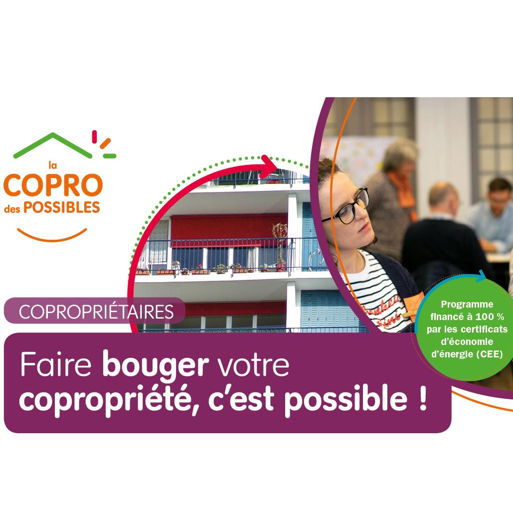 Faites bouger votre copro à Bourgoin-Jallieu le 2 mars 2021