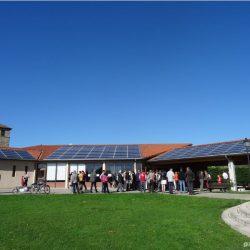 Réunion d'informations sur les centrales villageoises à Saint-Georges-d'Espéranche le 9 novembre