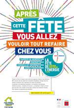 Fête de l'énergie 2014 – du 9 au 12 octobre