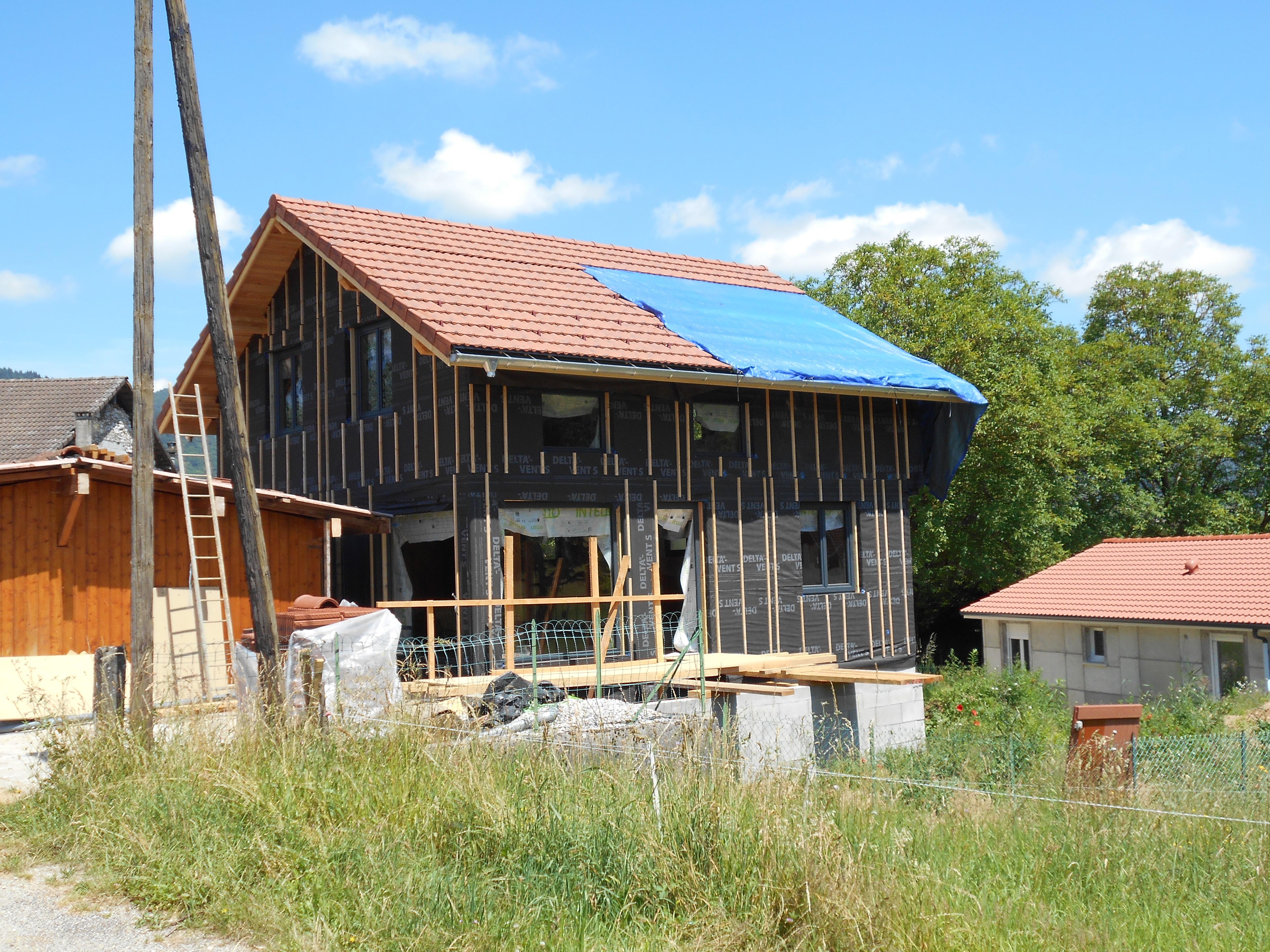Communaut d agglom ration du pays voironnais ageden for Autoconstruction maison ossature bois