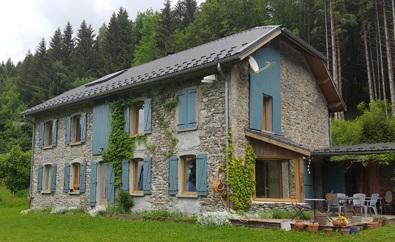 Visite d'une maison en rénovation à Laval