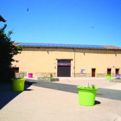 Visite de la salle Balavoine à Villefontaine le 8 octobre 2016