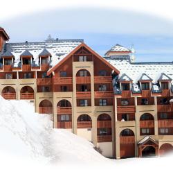 Visite d'une copropriété rénovée thermiquement aux 2 Alpes