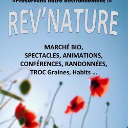 REV'Nature – «Préservons notre environnement» à Reventin-Vaugris