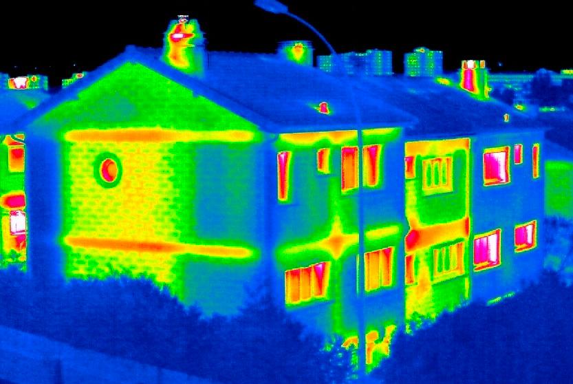 Soirée thermographique à Champier