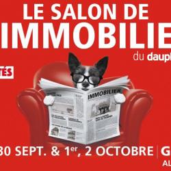 Salon de l'immobilier à Grenoble – Stand info énergie le 30 sept, 1 et 2 oct 2016